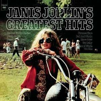 Vinyle Janis Joplin's Greatest Hits Inclus coupon MP3