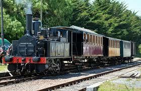 Train des Mouettes Gratuit - Saujon / Mornac sur Seudre (17)