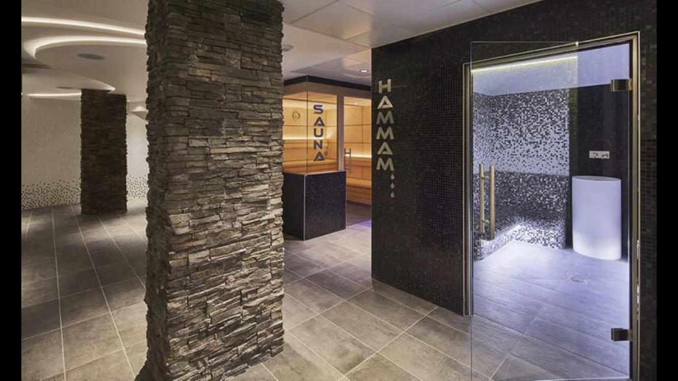 1 nuit d'hôtel 4* pour deux personnes avec accès SPA à Lyon Eurexpo