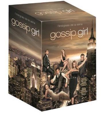 Coffret DVD Gossip Girl - L'intégrale de la série : Saisons 1 à 6