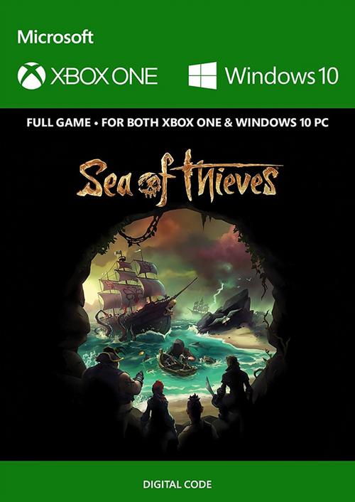 Sea of Thieves sur Xbox One et PC Windows 10 (Dématérialisé)