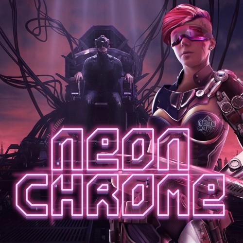 Neon Chrome sur Nintendo Switch (Dématérialisé)