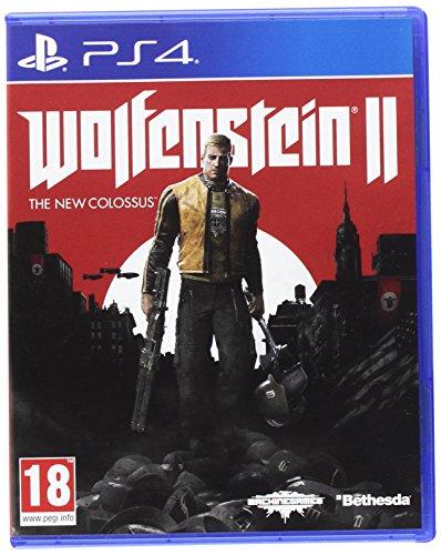 Wolfenstein 2 - The New Colossus sur PS4