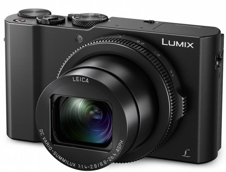 [Adhérents] Appareil photo Compact expert Panasonic Lumix DMC-LX15 - 20.1 MP, 4K, Objectif Leica f/1.4-2.8 & 24-72mm (+ 50€ sur la carte)