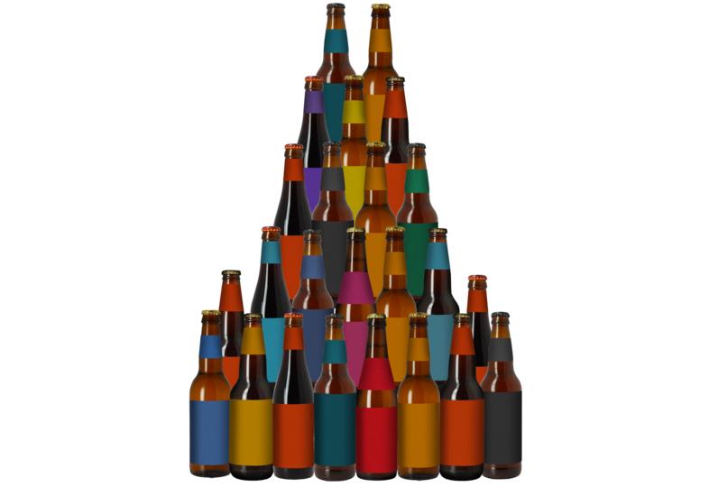 Assortiment Sauveur Bière - 2 X 24 bouteilles à DLUO courtes