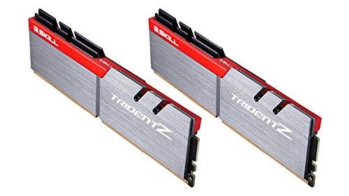 Kit mémoire Ram DDR4 G. Skill F4–3600 32 Go (16 Go X 2) Trident Z Series - 3600 MHz CL17
