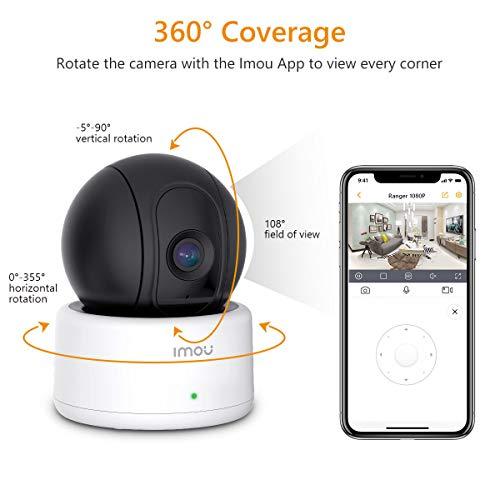Caméra de surveillance IP Imou - 1080P (Vendeur tiers)