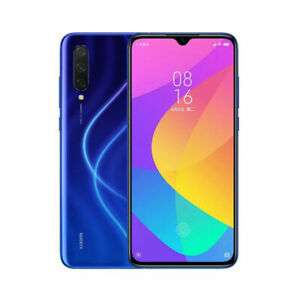 """Smartphone 6.39"""" Xiaomi Mi 9 Lite Bleu 6Go/128Go, 4G B20/B28 (196.35€ via MFR19NOV20)"""