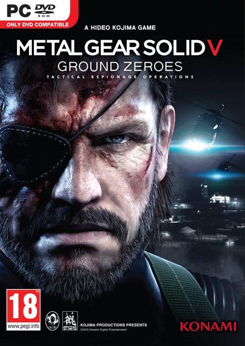 Metal Gear Solid V : Ground Zeroes sur PC (Dématérialisé - Steam)