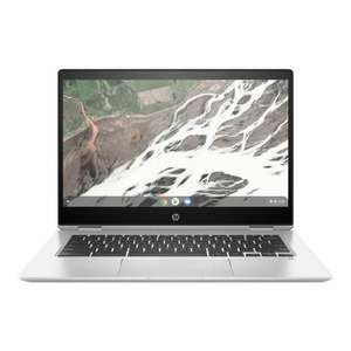"PC Portable 14"" HP Chromebook x360 14 G1 - I3-8130U 2.2 GHz, 8 Go RAM, 64 Go eMMC"