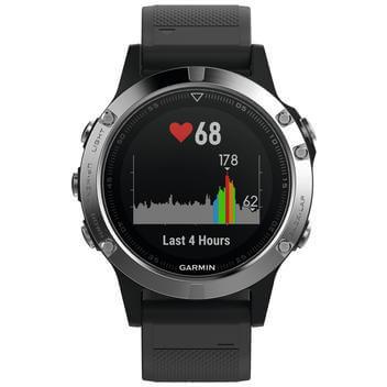 Montre connectée GPS Garmin Fenix 5 (Frontaliers Suisse)