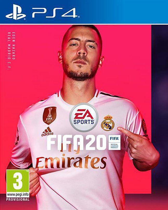 FIFA 20 sur PS4 (Frontaliers Belgique)