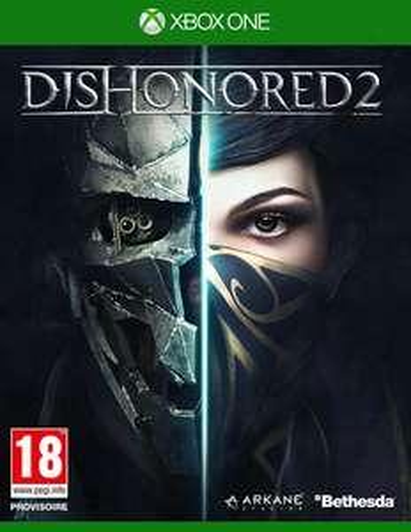 Dishonored 2 sur Xbox One (via retrait magasin)