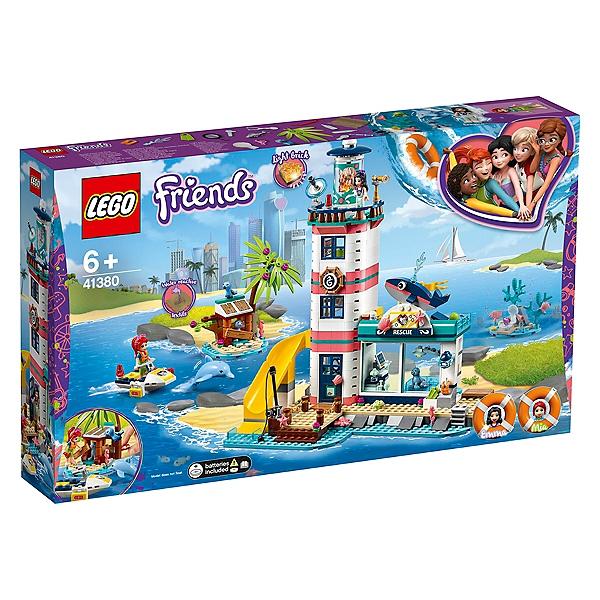 Jeu de construction Lego Friends - Le Centre De Sauvetage Du Phare (41380)