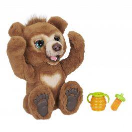 Peluche FurReal Friends - Cubby l'Ours Curieux