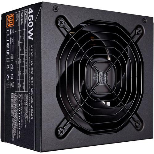 Alimentation PC Cooler Master K450 - 450W, 80+ Bronze