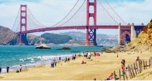 Vol A/R Paris (CDG) <-> San Francisco (SFO) à partir de 283.94€ avec Escale du 6/02/20 au 16/02/20