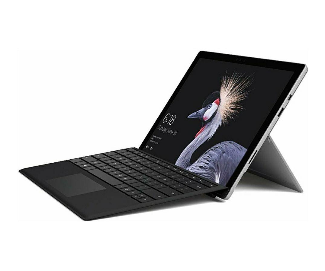 "Tablette Tactile 12.3"" Microsoft Surface Pro 6 - Intel Core i5, 8 Go RAM, 256 Go SSD, Wifi, Windows 10 Pro + Clavier"