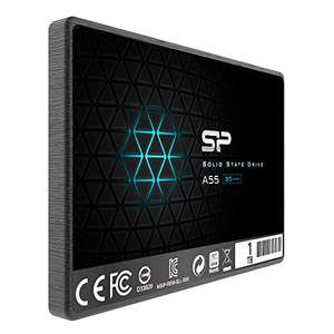 """SSD Interne 2.5"""" Silicon Power - 1To, 3D NAND A55 (Vendeur Tiers)"""