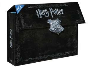 Coffret Blu-ray collector Harry Potter - Intégrale