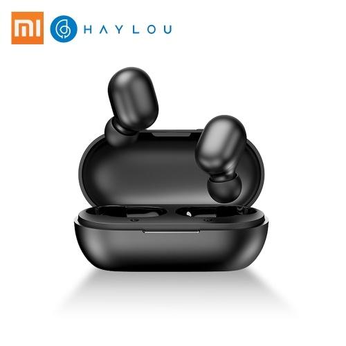 Écouteurs intra-auriculaire sans fil Haylou GT1 - Noir