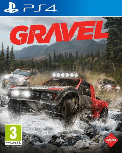 Jeu Gravel sur PS4 (+ 0,84€ en SuperPoints)