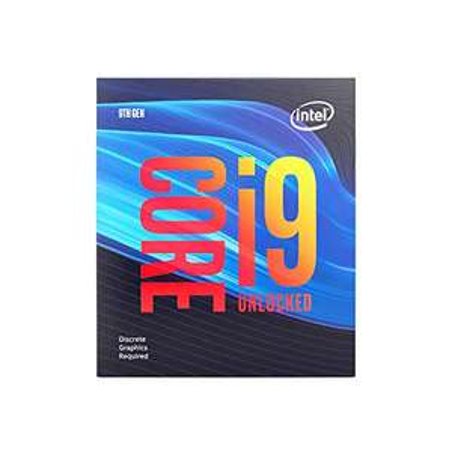 Processeur Intel Core i9 9900Kf - 3.6GHz, 16MB (Vendeur Tiers)