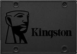 "SSD Interne 2.5"" Kingston A400 - 480 Go (Frontaliers Suisse)"