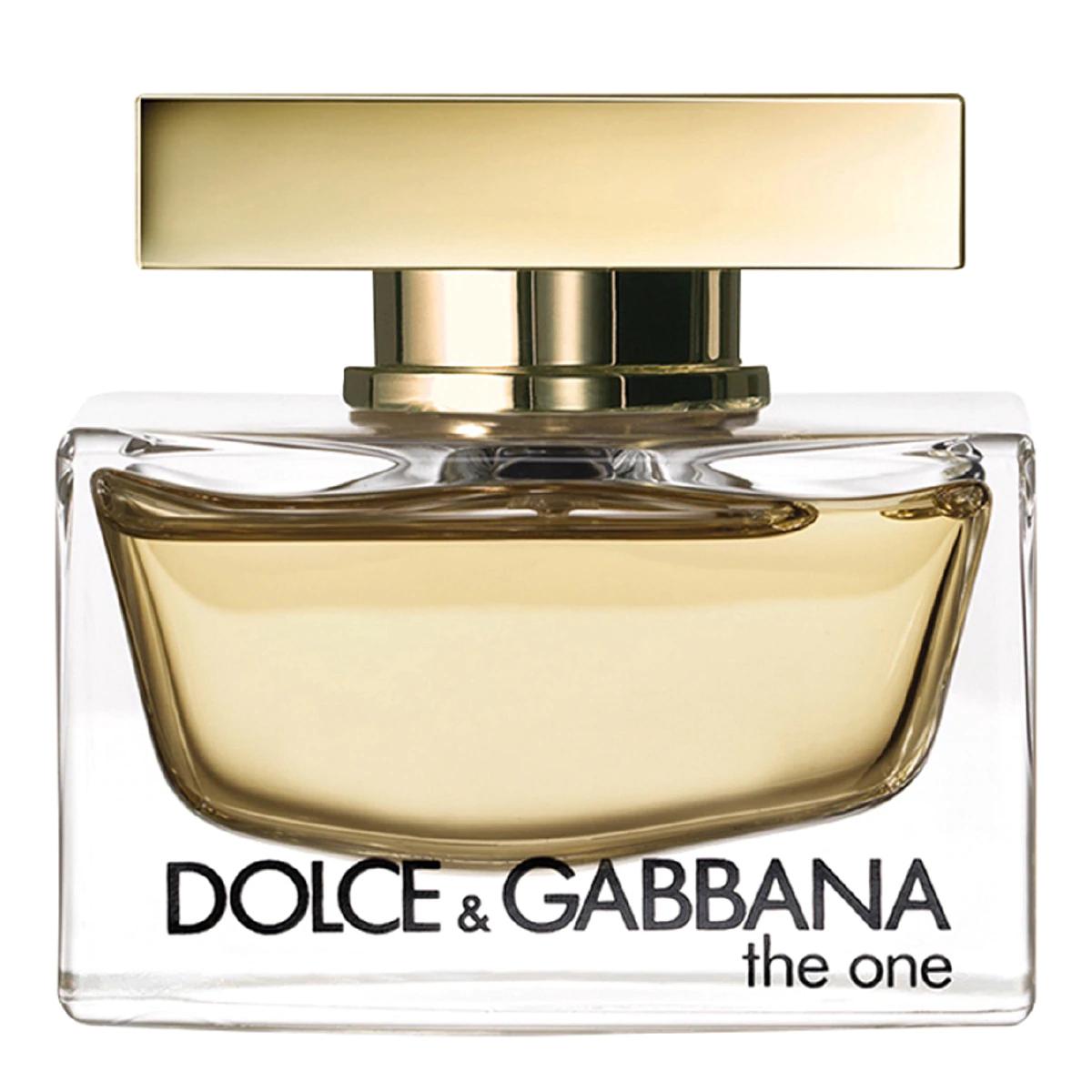 Eau de Parfum pour femme Dolce & Gabbana The One - 50 ml