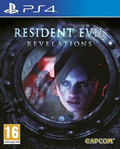 Jeu Resident Evil Revelations sur PS4