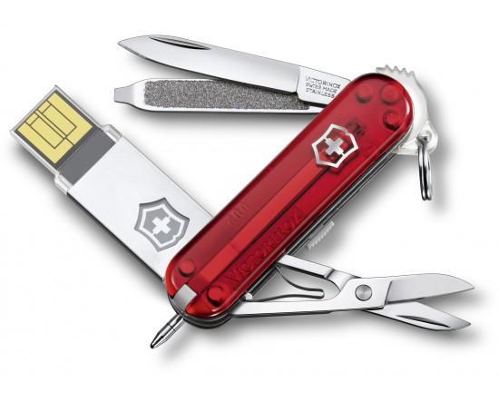15% de réduction sur la marque Victorinox dont la gamme Work USB - Ex : Work USB Rouge - 16 Go