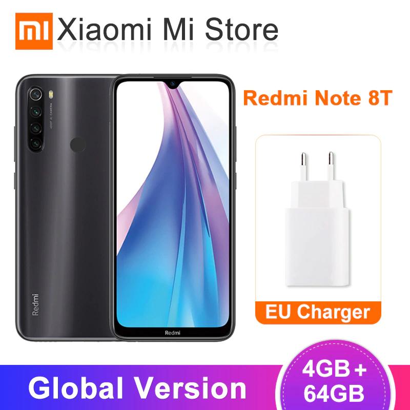 """Smartphone 6.3"""" Xiaomi Redmi Note 8T - 64 Go (B20)"""