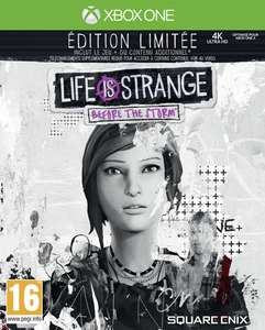 Life Is Strange: Before the Storm - Édition Limitée sur Xbox One & PS4