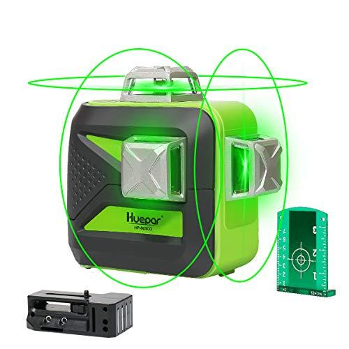 Niveau Laser Vert Huepar 603CG