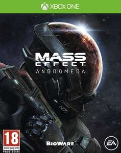 Mass Effect: Andromeda sur Xbox One