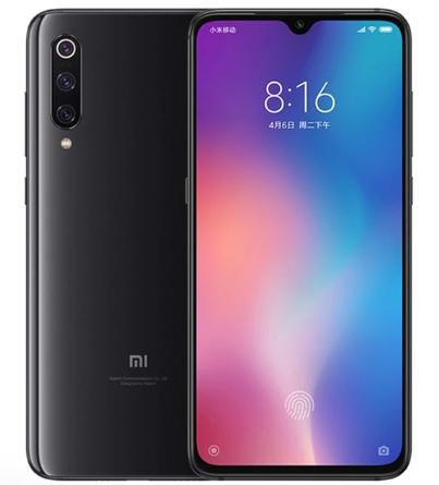 """Smartphone 6.39"""" Xiaomi Mi9 - Full HD+, Snapdragon 855, RAM 6 Go, ROM 64 Go"""