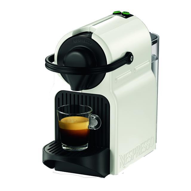 Cafetière nespresso automatique Inissia Krups YY1531FD Blanche (via ODR 50€) avec retrait en magasin