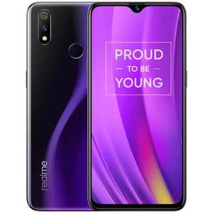 "Smartphone 6,3"" Realme 3 Pro - FHD+ IPS, Snapdragon 710, 4/64GB, (Global Version avec B20/B28)"