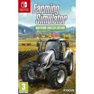 Farming Simulator sur Nintendo Switch