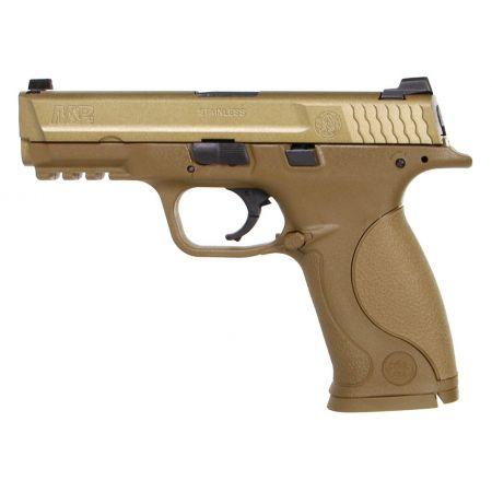 Réplique Airsoft Pistolet Smith & Wesson M&P9 GBB VFC