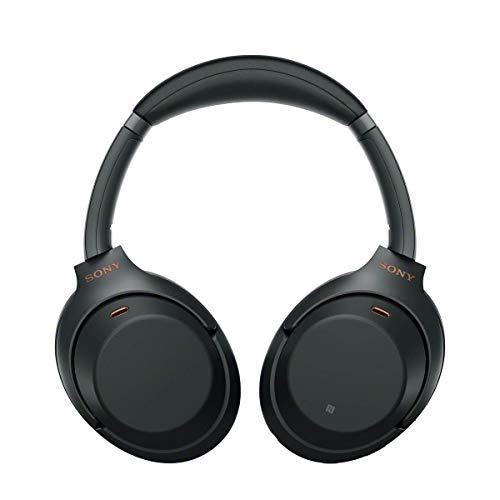 Casque Bluetooth Audio à réduction de bruit Sony WH-1000XM3 - Noir