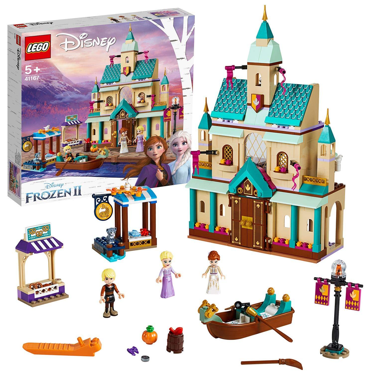 Lego Disney Princess 41167 - La Reine des Neiges 2 : Le château d'Arendelle