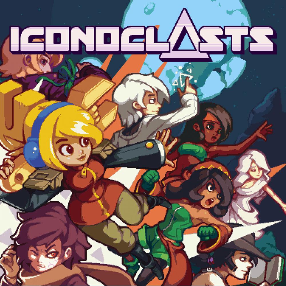 Iconoclasts sur Nintendo Switch (Dématérialisé)