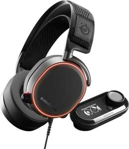 Casque-Micro filaire Steelseries Arctis Pro RGB + GameDAC (Frontaliers Suisse)