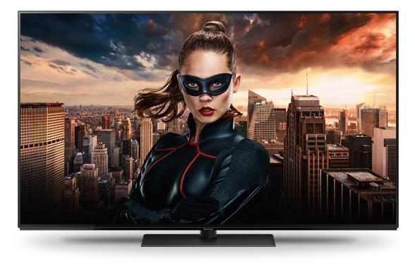 """TV OLED 65"""" Panasonic TX-65FZ800E - 4K UHD, HDR10+, Smart TV"""