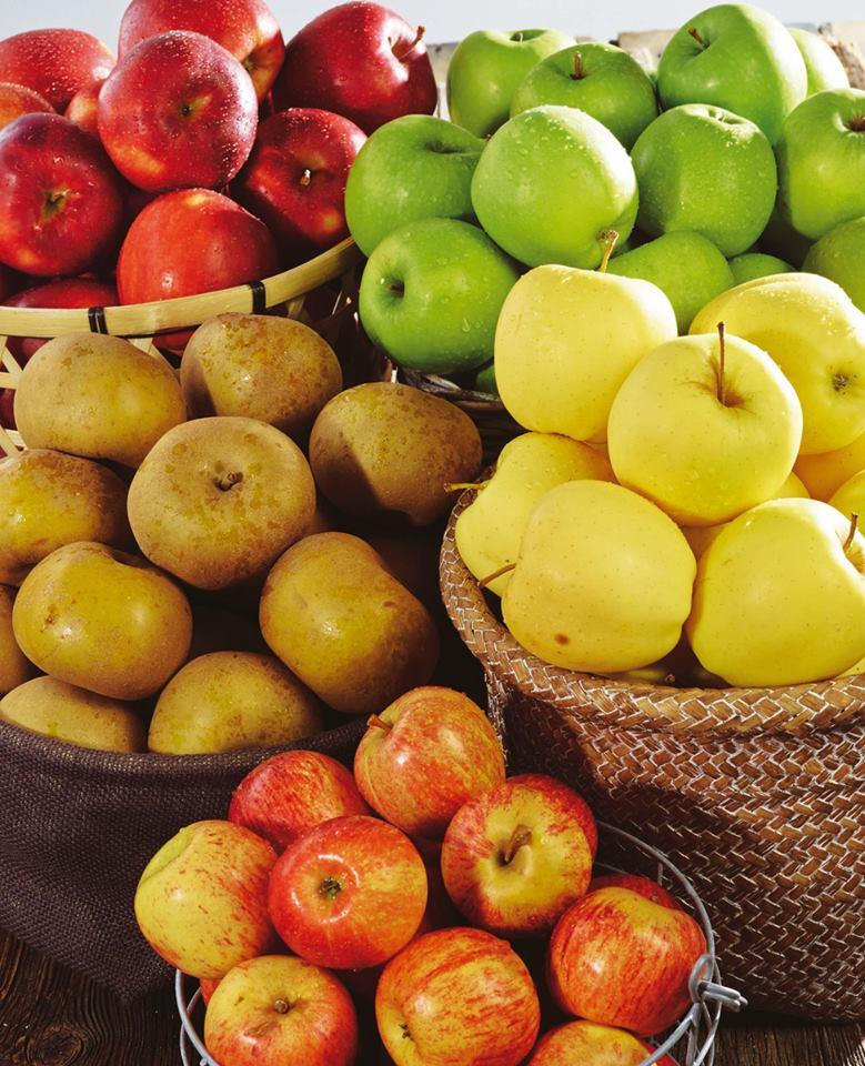 Pommes Catégorie 1 (Origine France - Variétés au choix) - 1Kg