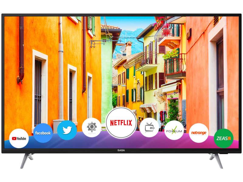 "TV LED 55"" Saba SB55UHD19 - UHD 4K"