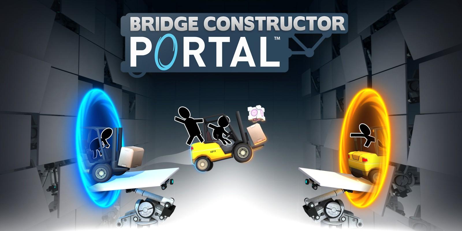 Bridge Constructor Portal sur Android