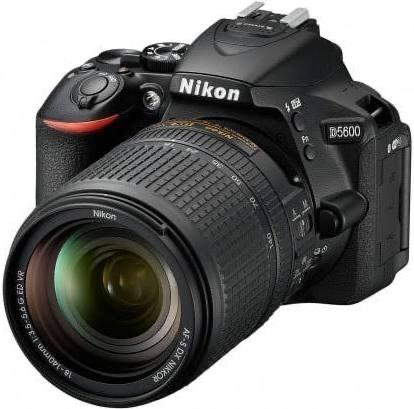 Appareil Photo Reflex Nikon D5600 + Objectif 18/140 VR