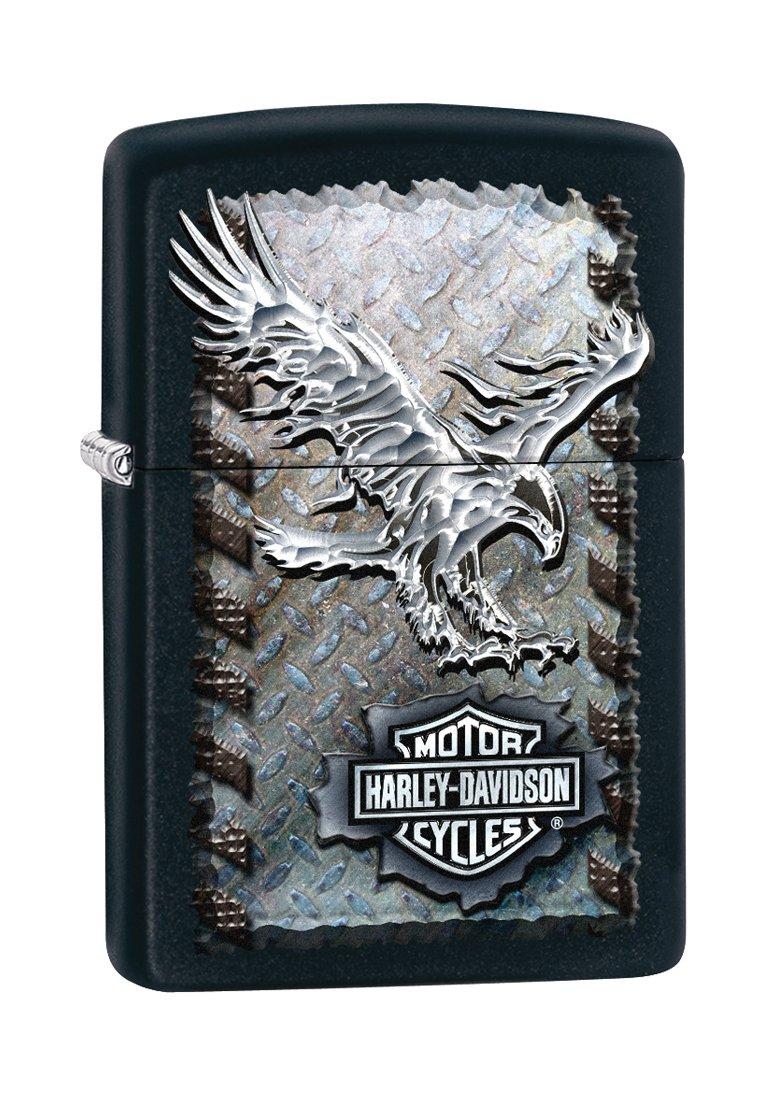 Sélection de Zippo en promotion - Ex: Zippo H-D Iron Eagle